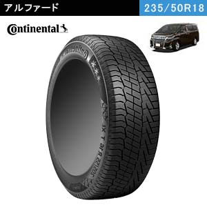 Continental NorthContact NC6 235/50R18 101T XL