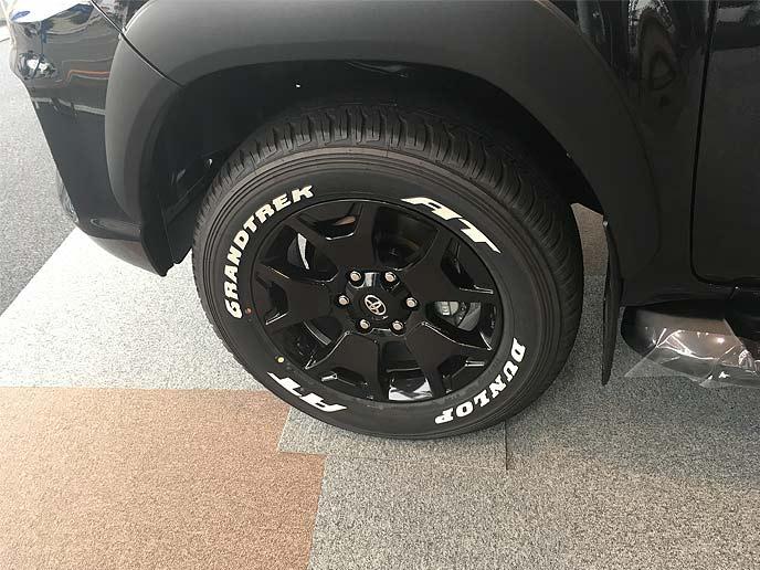特別仕様車Black Rally Edition(ロッコ)
