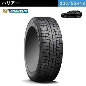 MICHELIN X-ICE 3+ 235/55R18 100T