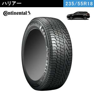 Continental NorthContact NC6 235/55R18 104T X