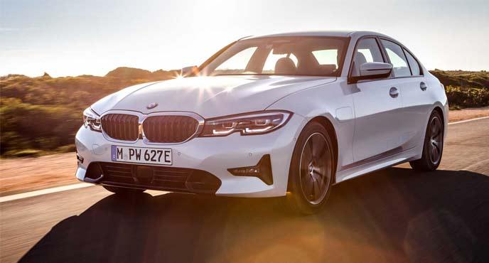 BMW新型「3シリーズセダン」のPHV「330eセダン」