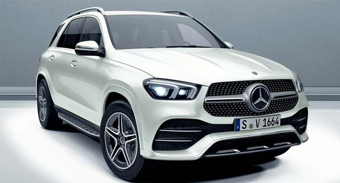 GLE 450 4MATIC Sports(ISG搭載モデル)