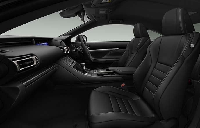 新型RCのバージョンLグレードのブラックシート