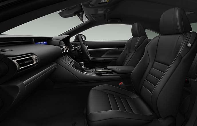 新型RCのベースグレードのブラックシート