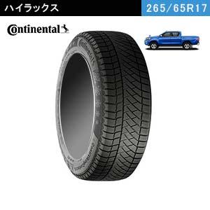 ハイラックスにおすすめのContinental ContiVikingContact 6 SUV 265/65R17 116Tのスタッドレスタイヤ