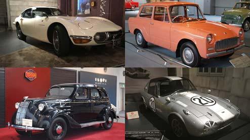 トヨタの歴代車種120種類を解説!日本国内で販売した車まとめ