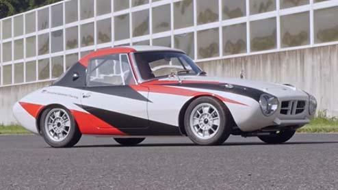 トヨタ スポーツ800はヨタハチの愛称がある名車!軽さを追求したスポーツカーの原点