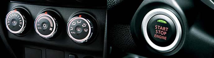 RVRのエアコンとエンジンスタート