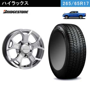 BRIDGESTONE BLIZZAK DM-V3 + CLIMATE Monarch
