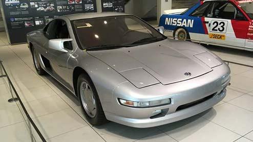 MID4が「幻のスーパーカー」と呼ばれる理由!なぜ日産は開発をやめた?