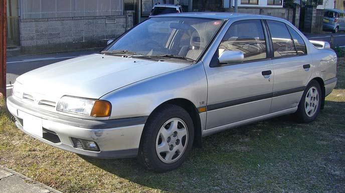 プリメーラ P10型のエクステリア