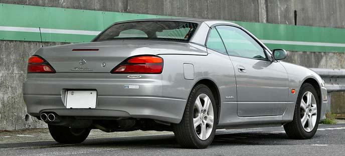 シルビア ヴァリエッタ S15型のエクステリア