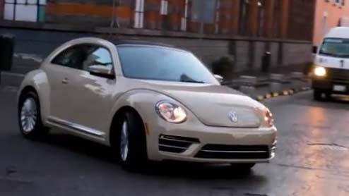 VWザ・ビートル「ファイナルエディション」はシリーズ最後の特別仕様車