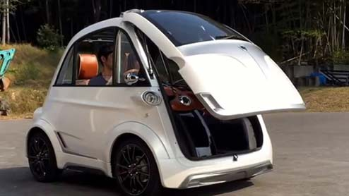 超小型車の実用化はどうなった?市販化に期待したい超小型モビリティ7選