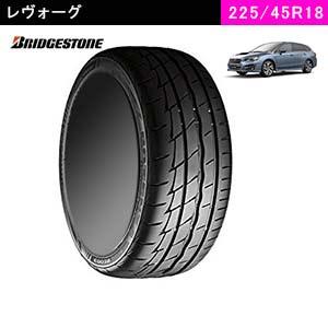 レヴォーグにおすすめのBRIDGESTONE POTENZA Adrenalin RE003 225/45R18 95W XLのタイヤ
