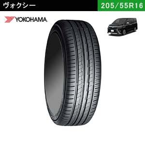 ヴォクシーにおすすめのYOKOHAMA BluEarth-A 205/55R16 91Vのサマータイヤ