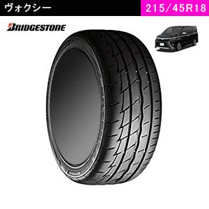 ヴォクシーにおすすめのBRIDGESTONE POTENZA Adrenalin RE003 ADVAN FLEVA  V701 93W XLのサマータイヤ