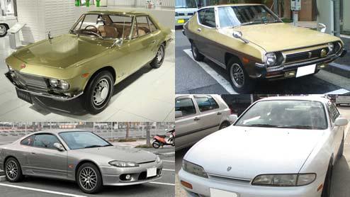 シルビアの歴代モデルは7代で歴史は意外に古い?姉妹車・改造車も人気