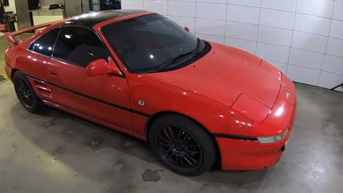 MR2復活へ!トヨタ次期スポーツカーはミッドシップでスバル・ロータス・ポルシェと共同開発か
