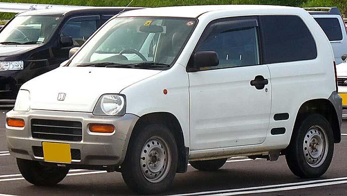 2代目Z(1998~2002/PA1型)のエクステリア