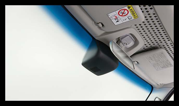 眩しさを防ぐブルーのトップシェイドガラス