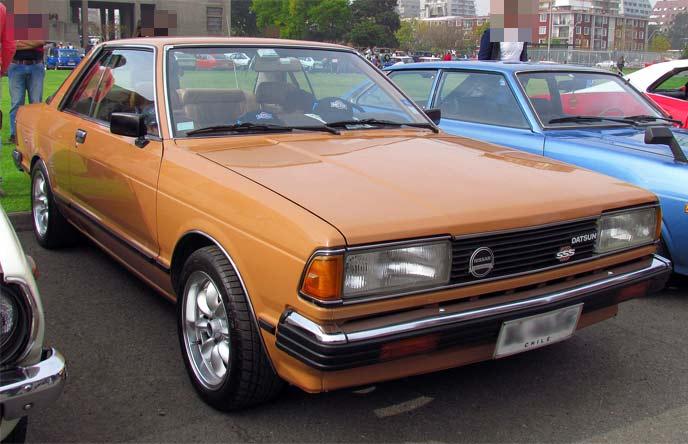 ブルーバード 910型