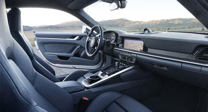 ポルシェ新型「911シリーズ」
