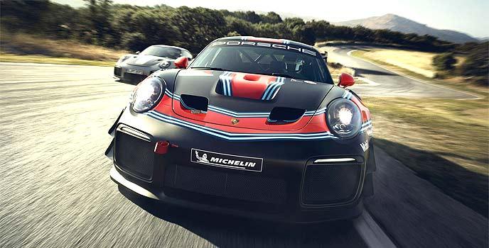 911GT2 RSクラブスポーツ
