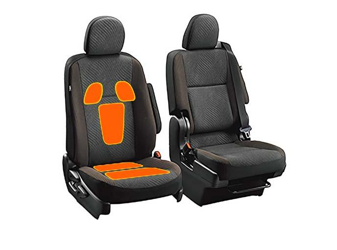 Gグレード運転席に標準装備のはシートヒーター