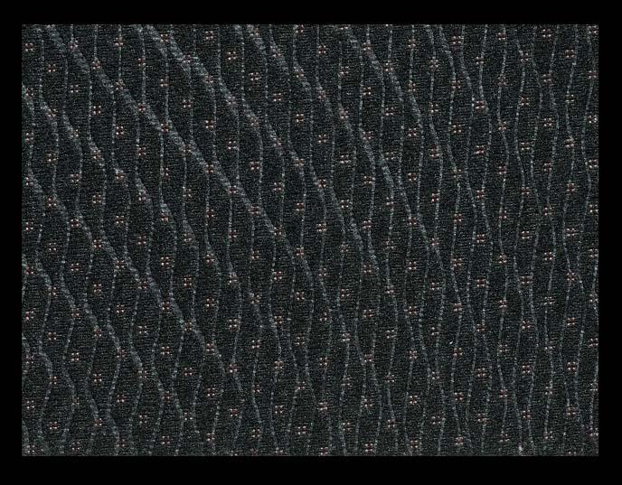 Gグレード:ファブリック(トリコット/起毛タイプ)/ブラック