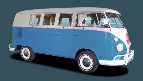 ワーゲンバスに乗ってみたい!人気モデルや中古での購入費はいくら?