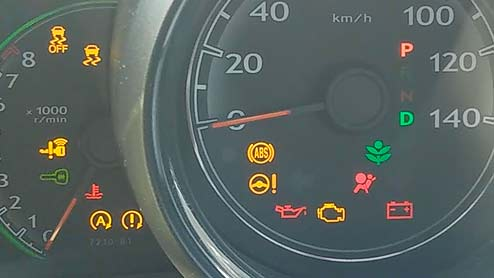 車の警告灯を一覧で紹介!このマークはどんな意味?知っておけば安心して走れる