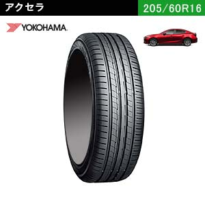YOKOHAMA BluEarth-A 205/60R16 92H