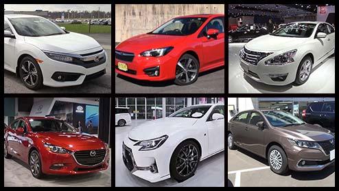 価格が安い新車セダンはどれだ!メーカー別に300万円以内の車種をチェック