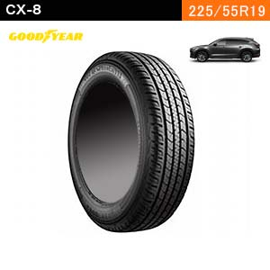 GOOD YEAR EfficientGrip SUV HP01 225/55R19 99V