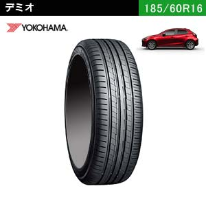 YOKOHAMA BluEarth-A 185/60R16 86H