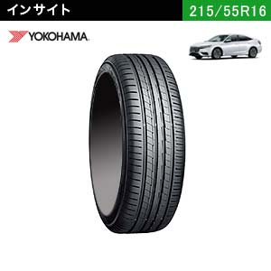 YOKOHAMA BluEarth-A 215/55R16 93V