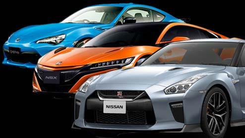 国産スポーツカー現行型の新車価格表~メーカー別・車種別の特徴の違いもチェックしよう!