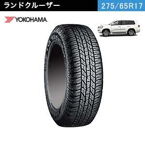 YOKOHAMA GEOLANDAR A/T 275/65R17  115H