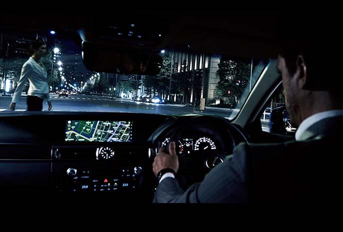 新型レクサスGS搭載の「Lexus Safety System +」
