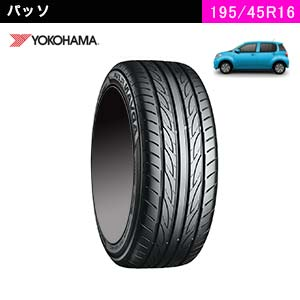 YOKOHAMA ADVAN FLEVA V701  195/45R16 84W XL