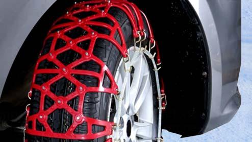 タイヤチェーンのおすすめ13選!初心者でも簡単に取り付けできる人気商品