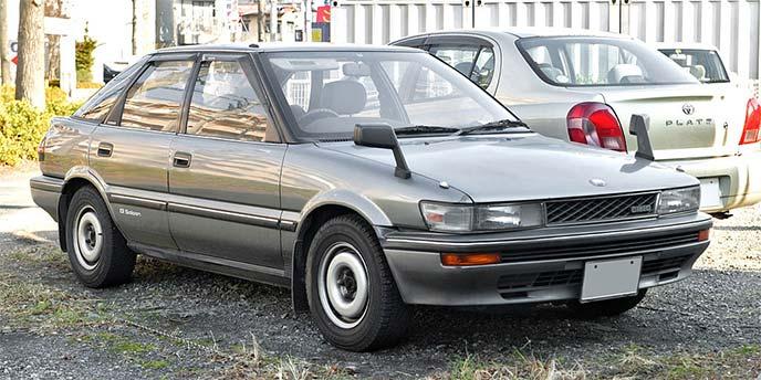 スプリンターシエロAE90系