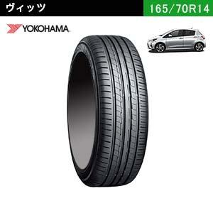 YOKOHAMA BluEarth-A 165/70R14 81H