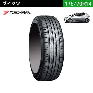YOKOHAMA BluEarth-A 175/70R14 84H