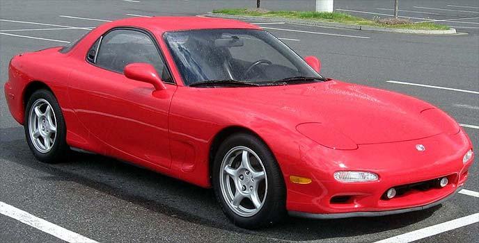 マツダ RX-7 FD3SRX-7 FD3S(1991-2002年)