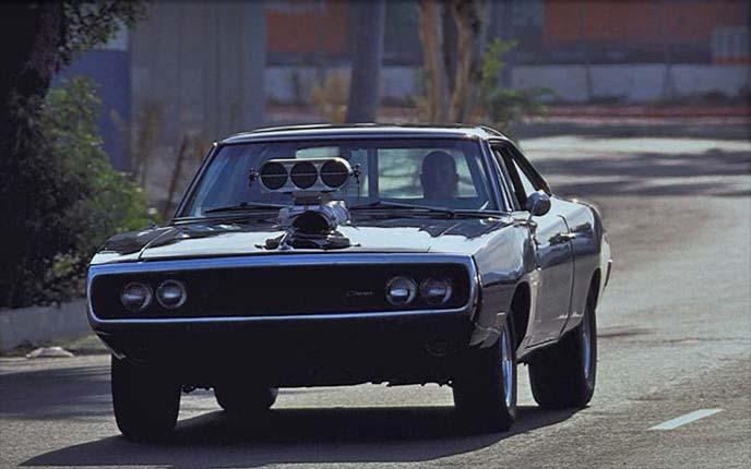 ドミニクの愛車ダッジチャージャーB-Body1970年式