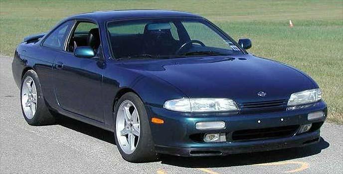 シルビアS14型(1994~1998年)