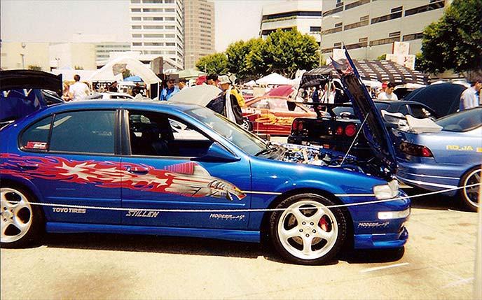 日産マキシマA32(1994~1999年)