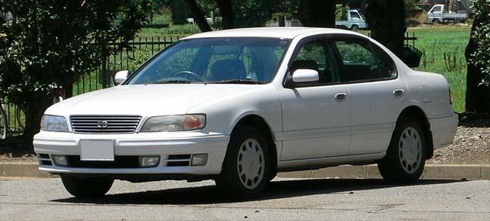 日産セフィーロA32型(1994~2000年)